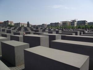 Il memoriale dedicato all'olocausto degli Ebrei