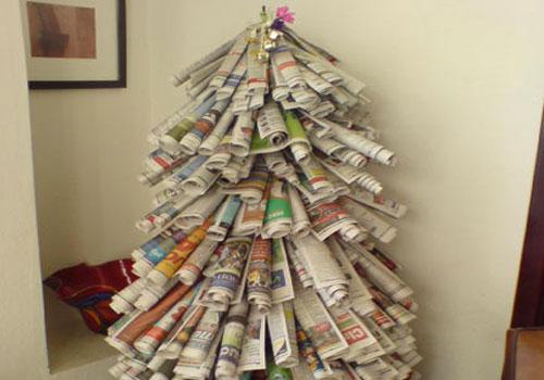 A Natale, ma non solo, niente quotidiani. Ps: auguri!